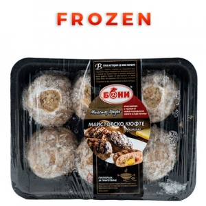 Bulgarian Food Products Categories Frozen