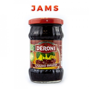 Bulgarian Food Products Categories Jams