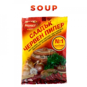 Bulgarian Food Products Categories Soup