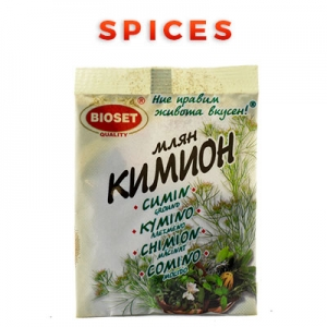 Bulgarian Food Products Categories Spices