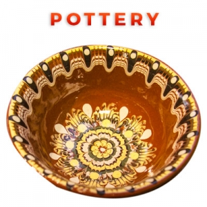 Bulgarian Food Products Categories Pottery